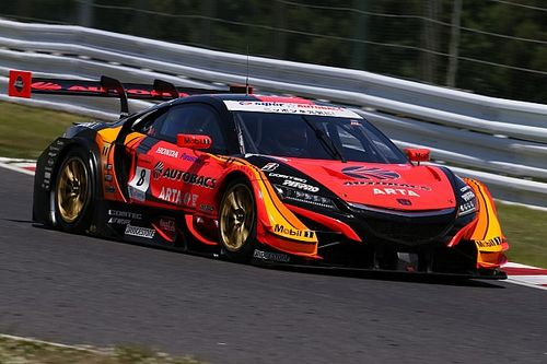 Suzuka Super GT: ARTA Honda wins, Button second