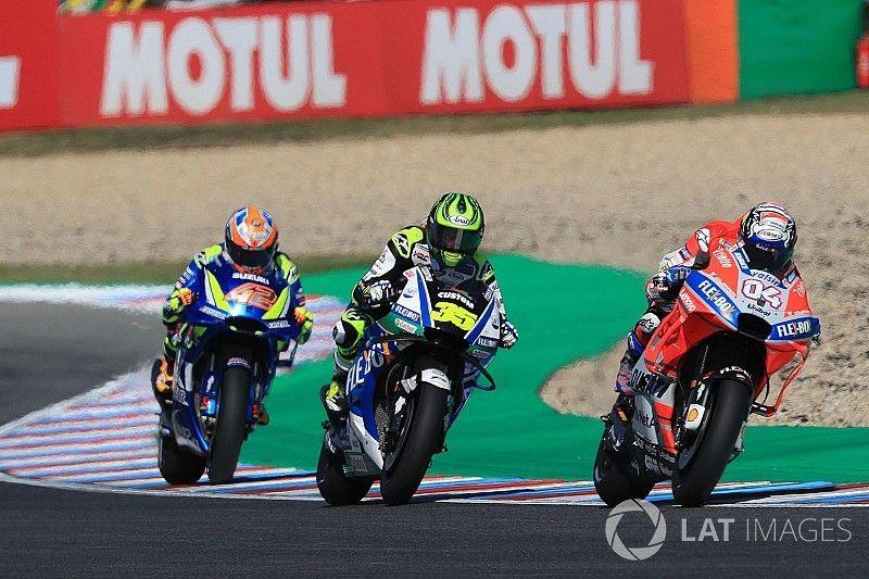 MotoGP in Brünn: Das Rennen im Live-Ticker
