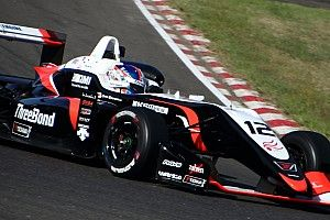 笹原右京、ウエットでの調子に自信「レースではTOM'Sを倒したい」