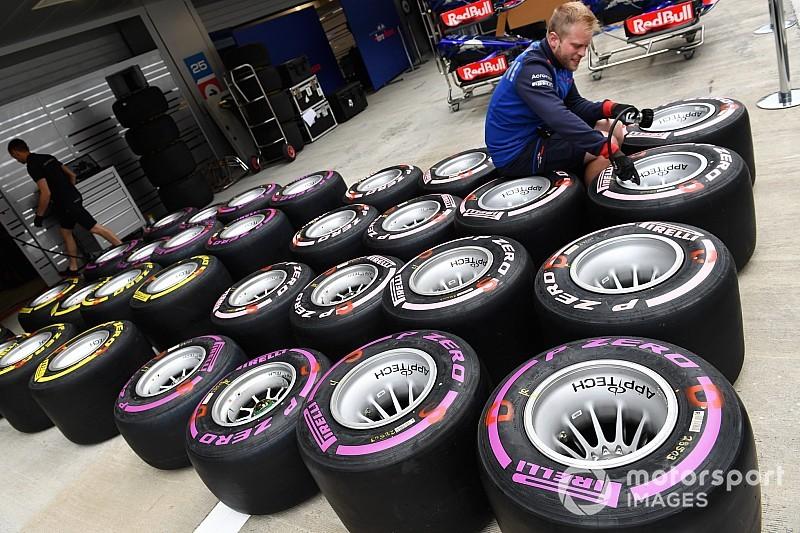 Red Bull Racing met offensieve bandenkeuze naar GP van Mexico