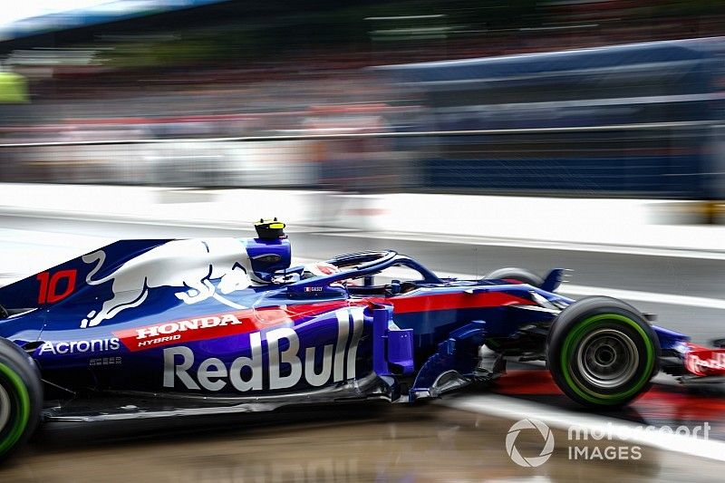 Honda plans 2019 experiments in remaining races