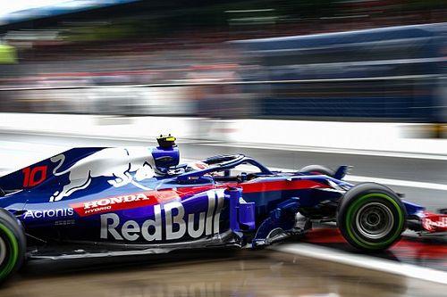 Formel 1 Italien 2018: Die schönsten Bilder am Freitag