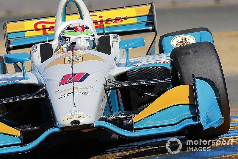 Patricio O'Ward firma por 13 carreras con Carlin en IndyCar