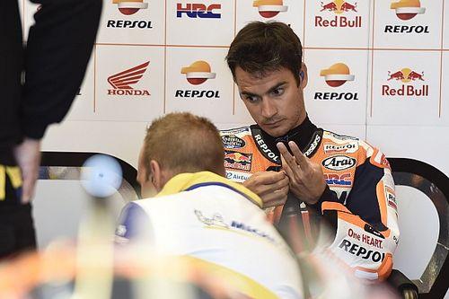 Pedrosa a KTM tesztpilótája lesz jövőre