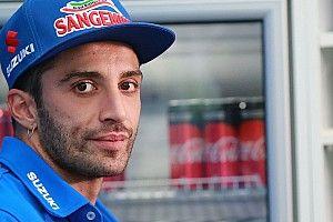 Iannone tuduh Suzuki favoritkan Rins