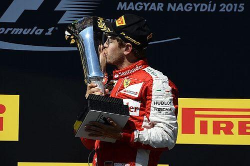 Wolff: Azt a Vettelt fogjuk látni, akit a ferraris korszaka elején láttunk!