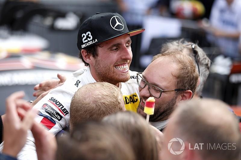 """Dani Juncadella: """"el podio de hoy es el día más grande de mi carrera"""""""