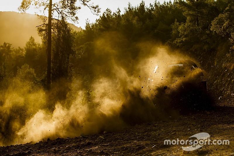 Marmaris'in zorlu etapları WRC sürücülerini şaşırttı