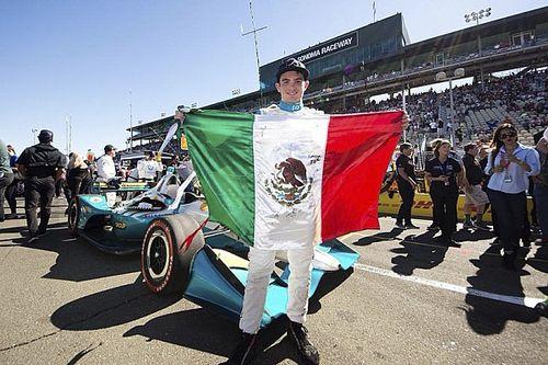 """Patricio O'Ward: """"Llego en el momento correcto a IndyCar"""""""