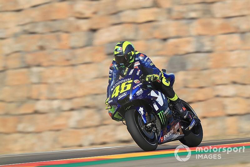"""Rossi ne compte plus que sur """"un miracle"""" pour gagner"""