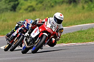 Chennai National Motorcycle: Honda's Sethu beats Jagan to Race 2 win