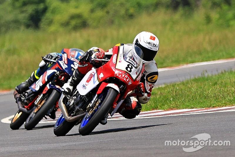 Chennai National Motorcycle: Honda's Sethu beats Jagan to Race 2 win