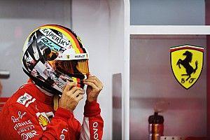 """Vettel'in kask tasarımcısı: """"Sebastian Red Bull'daki kadar tasarım değiştirmeyecek"""""""