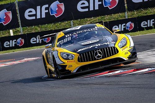 Dominio di Raffaele Marciello e Michael Meadows in Gara 2 all'Hungaroring