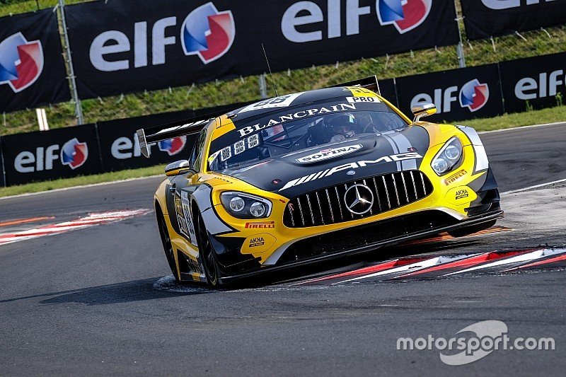 Dominio di Raffaele Marciello e Michael Meadows in Gara 2 all'Hungaroring
