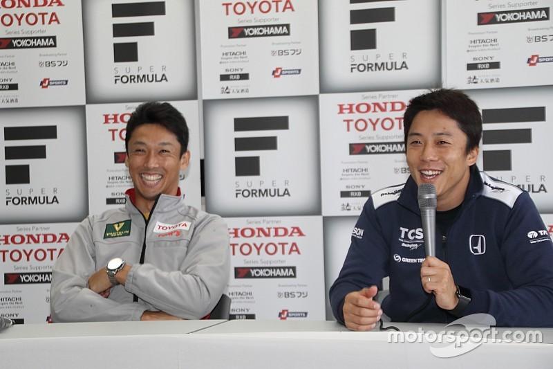 中嶋&伊沢、SF19テストを振り返る「早くこのクルマでレースがしたい」