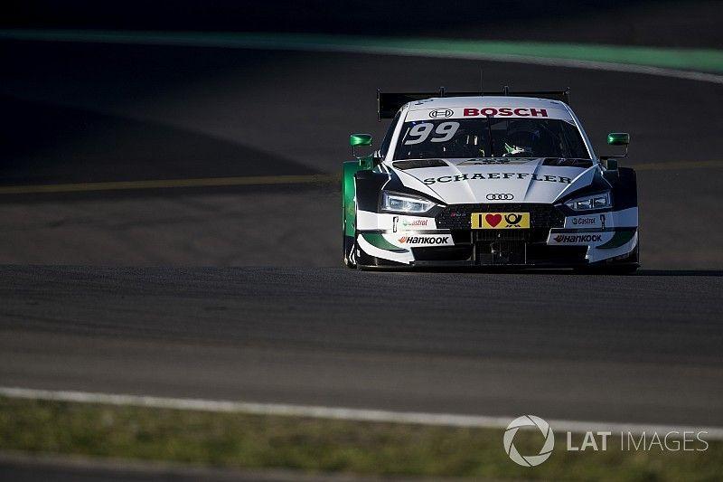 DTM Nürburgring: Rockenfeller snelste in spannende derde training