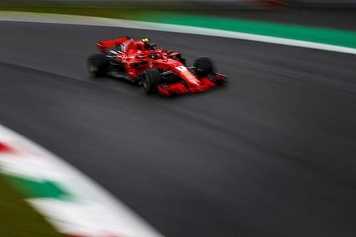 Ergebnis: Formel 1 Monza 2018, 2. Freies Training