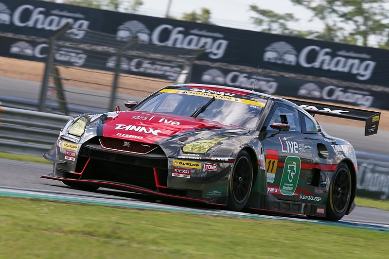 GT300クラスは11号車GAINER GT-Rが逆転優勝、18スペックGT-Rが初V