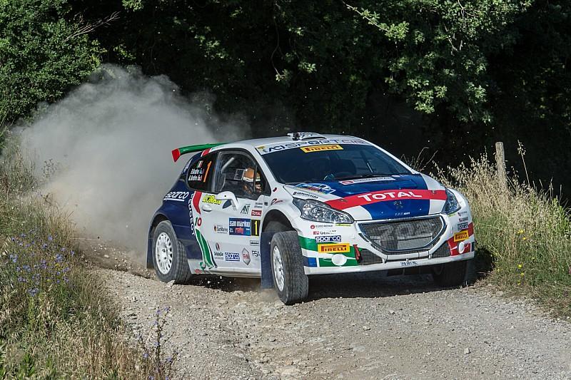 """Andreucci: """"Contrariato per il ritiro al Rally San Marino. Nella PS6 si è rotta una sospensione"""""""