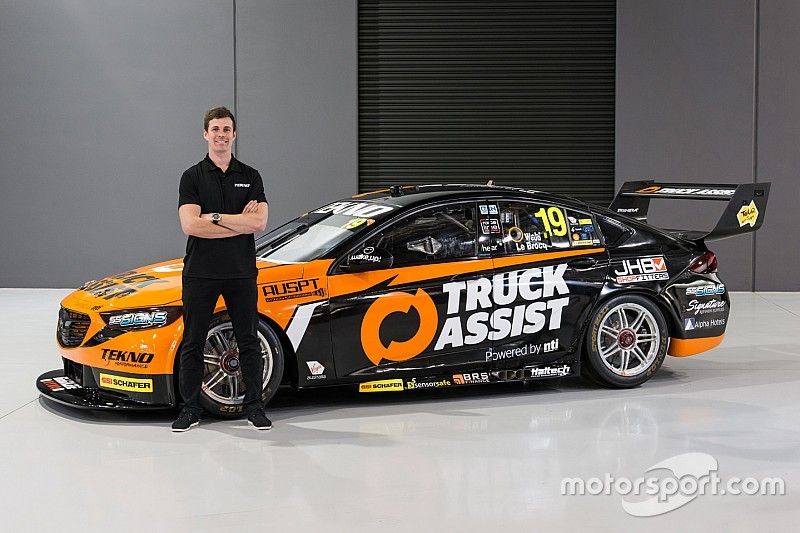 Tekno to run new backing for Supercars enduros