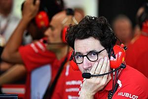 Ferrari ha tomado la