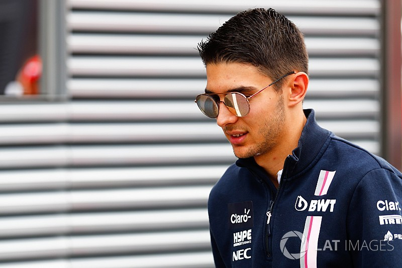 "Ocon F1 exit would be a ""complete shame"" - Berger"