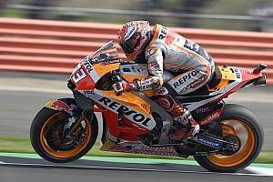 """Marquez: """"Domani dovrò cercare di limare 2 decimi per essere veloce come Dovizioso e Vinales"""""""