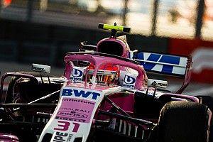Renault: Ocon'un durumu için bizi suçlamayın