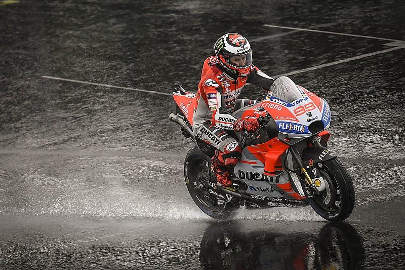 Лоренсо: Я зможу боротись за перемогу під дощем