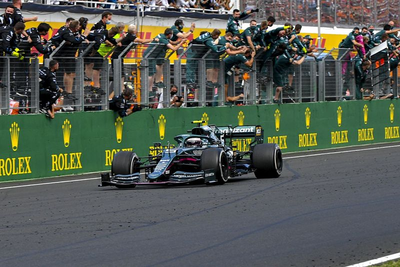 FIA tweaks Hungarian GP final classification amid Vettel F1 appeal
