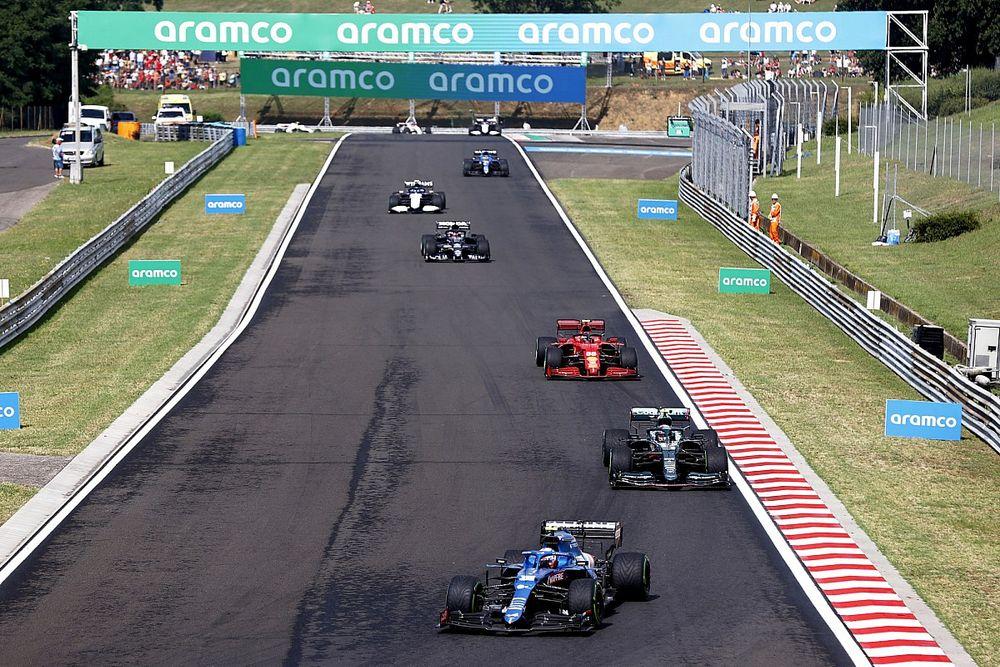 Alpine wil dat FIA scherp let op teams die informatie uitwisselen