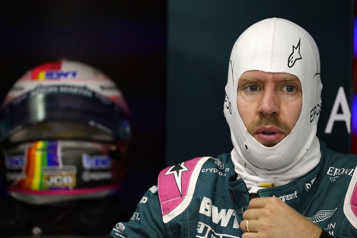 FIA descalifica a Sebastian Vettel del Gran Premio de Hungría y pierde su segundo lugar.