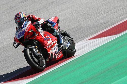 Hasil Kualifikasi MotoGP Styria: Martin Rekor Pole Red Bull Ring