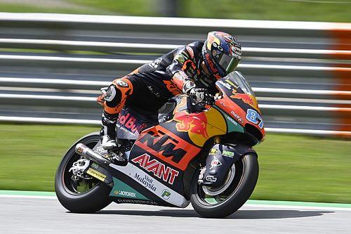 Moto2, Stiria: Gardner firma la pole, Bezzecchi 3°