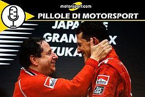 Podcast: Schumacher e l'8 ottobre 2000, un legame perpetuo