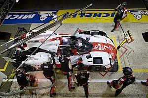 """Toyota: """"No tenemos margen para un problema grande en la carrera"""""""