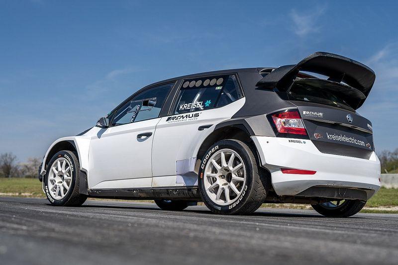 World Rallycross announces 14-car grid for first fully electric season