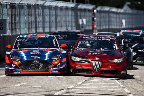 Eng wins on Pure ETCR debut to head Romeo Ferraris 1-2