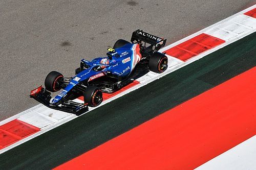 Alpine puzzled by F1 car pace differences - Ocon