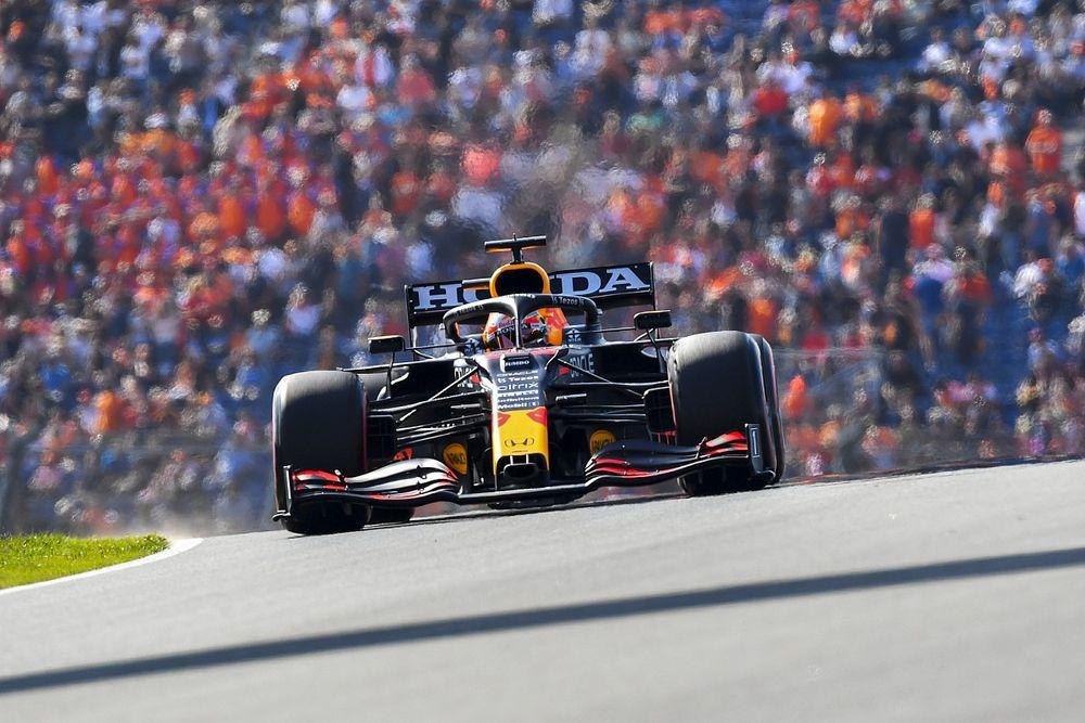 EL3 - Verstappen hausse le rythme, Sainz dans le mur