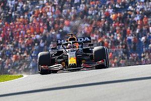 Verstappen le saca medio segundo a Bottas en la FP3 de Zandvoort