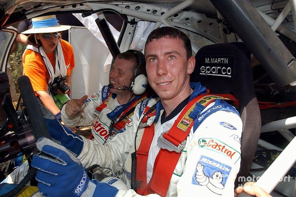 WRC winner Markko Martin opens up on Tanak role and career