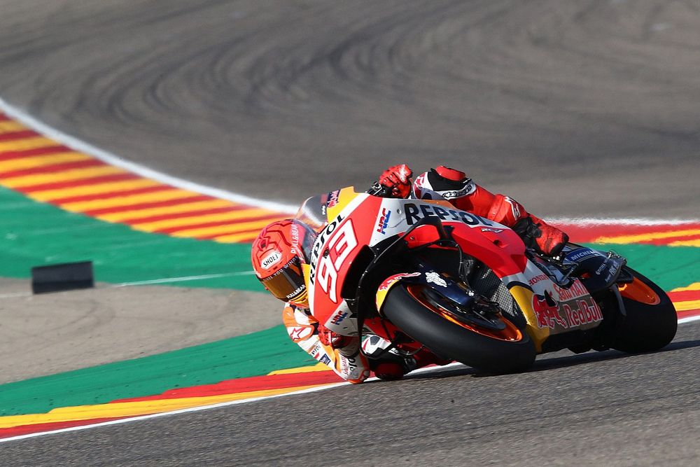 """Marquez: """"Ik wilde het proberen, zelfs met risico van een crash"""""""