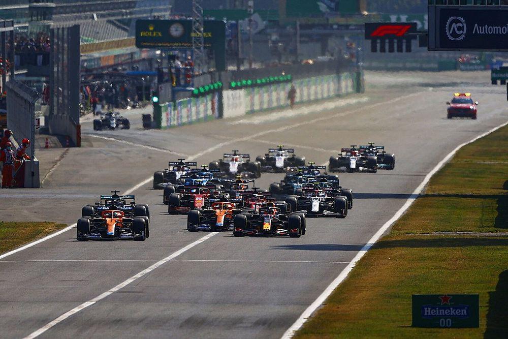 """Netflix """"pensaría"""" en comprar la F1 para pasar las carreras"""