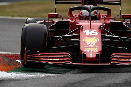 Leclerc: Sin la avería habría conseguido la tercera fila en Monza