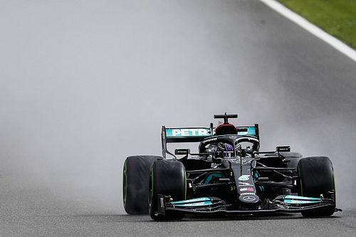 """F1: Hamilton projeta GP complicado com estratégia e diz que Russell foi """"fantástico"""""""