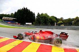 A Ferrari kicsit eltaktikázta magát az időmérőn, ezért nem sikerült a Q3