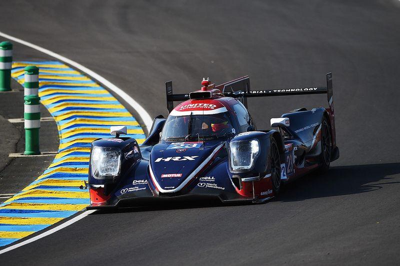 Status Juara Bisa Bebani United Autosports di Le Mans 24 Hours 2021