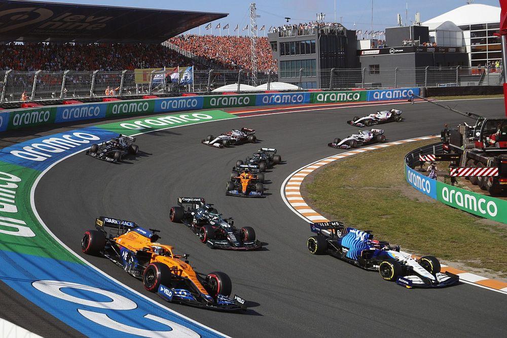 Estado del campeonato de F1 tras el GP de Países Bajos